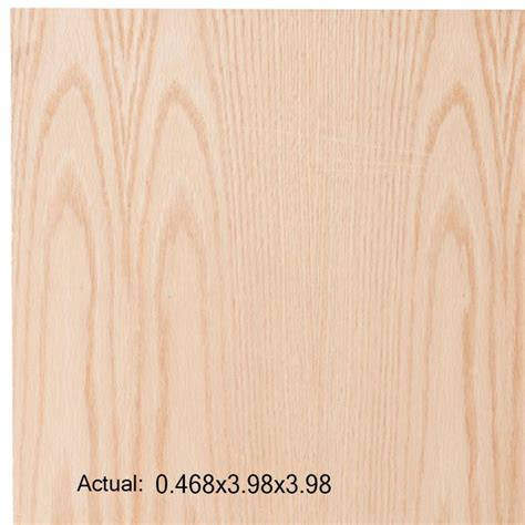 shop 1 2 in oak plywood application as 4 x 4 at lowes com