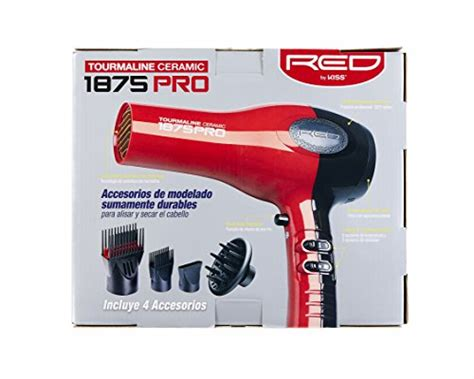 Where To Buy Hair Dryer Attachments by 1875 pro watt ceramic tourmaline hair dryer