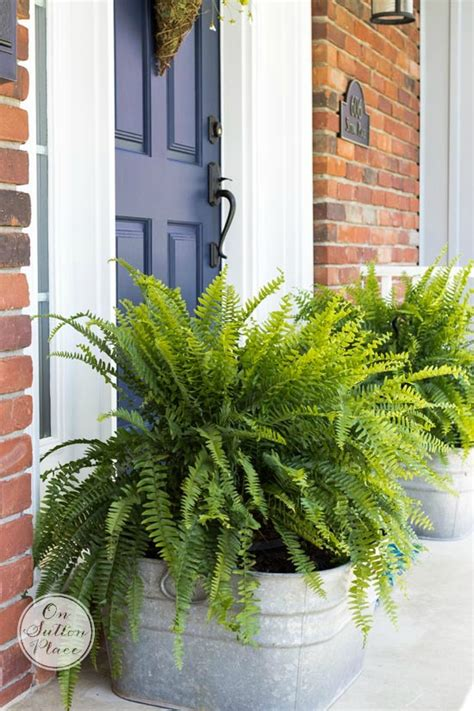 easy porch refresh on sutton place