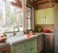 small rustic kitchen ideas 13 klassische und kreative ideen f 252 r k 252 chenfenster