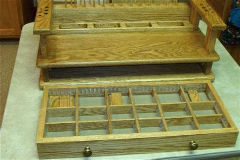 fly tying bench fly tying bench with drawer my diy projects pinterest