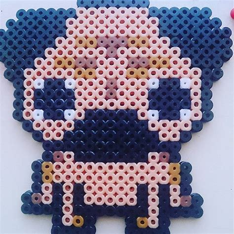 pug perler bead pattern 1000 images about perler on perler bead patterns hama and
