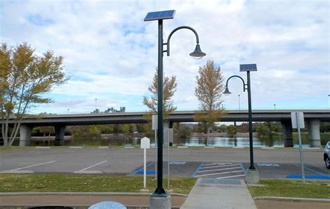 Parking Light Fixtures Solar Led Lighting Solar Ls Solar Powered Outdoor Lighting Solution