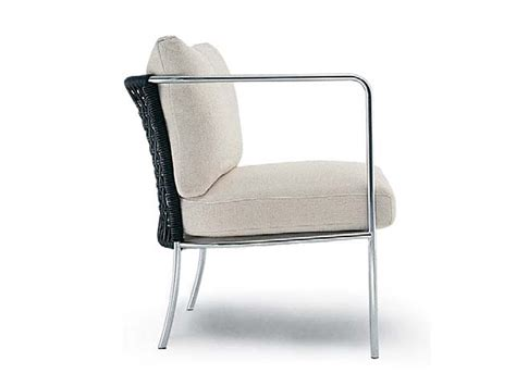 armchair cafe caf 201 garden armchair by living divani design piero lissoni