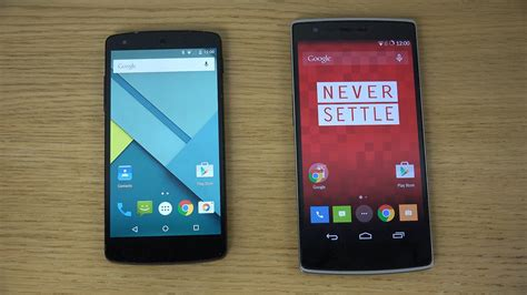 android 5 0 nexus 5 nexus 5 android 5 0 lollipop vs android 4 4 kitkat