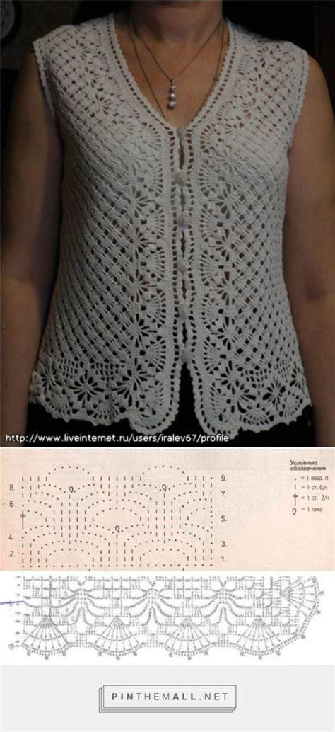 las 25 mejores ideas sobre chalecos tejidos en pinterest las 25 mejores ideas sobre chalecos tejidos a gancho en