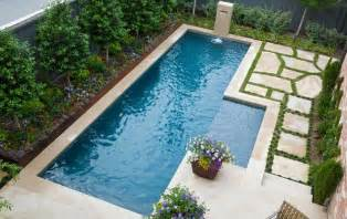 Small Swimming Pool Designs Spruce Up Your Small Backyard With A Swimming Pool 19