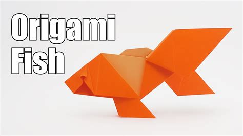 How To Make Origami Fish - origami fish oliveros avila