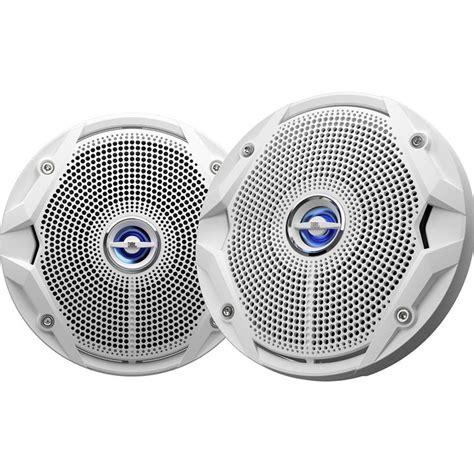 jbl marine speakers jbl ms6520 180 watt 6 quot two way marine loudspeaker at
