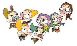 Seven dwarfs names seven dwarfs gir by