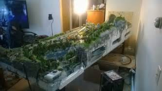 Scale model railroad track plans and layouts layout scale s z o n
