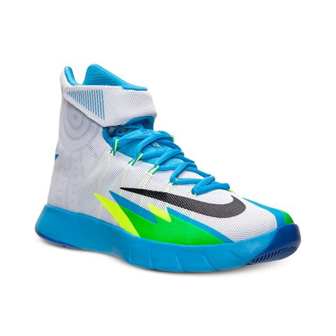 basketball shoes finish line nike mens zoom hyperrev basketball sneakers from finish