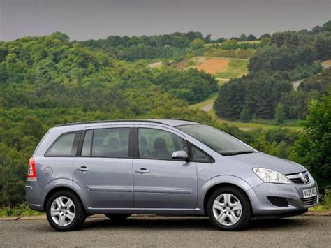 volkswagen zafira mpvs the seven best buys from the volkswagen touran to