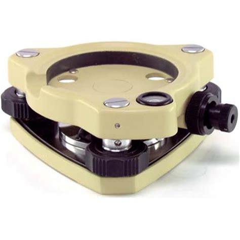 Optical Plumb buy tribrach with optical plum without optical plumb