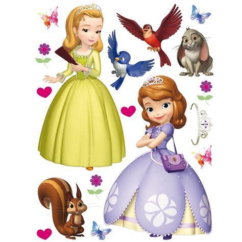 princess sofia bedroom princess sofia giant stickers great kidsbedrooms the children bedroom specialist