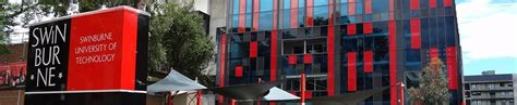 Swinburne Mba by Swinburne Of Technology Universities