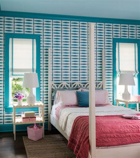 turquoise and pink bedroom turquoise headboard contemporary bedroom jeneration