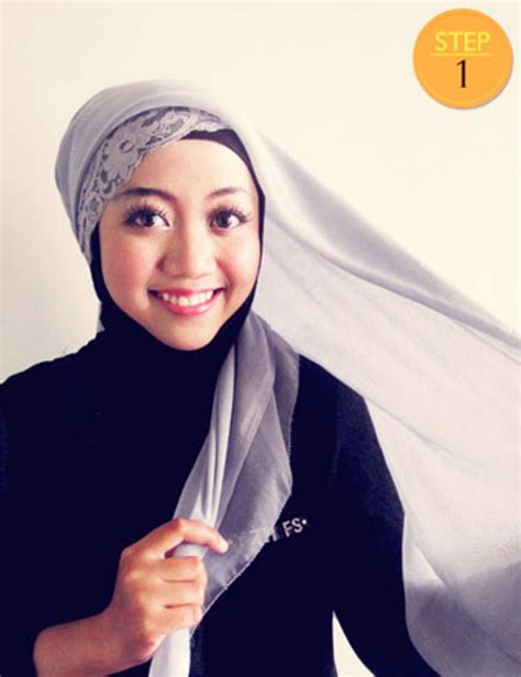 Jilbab Cantik Dan Praktis