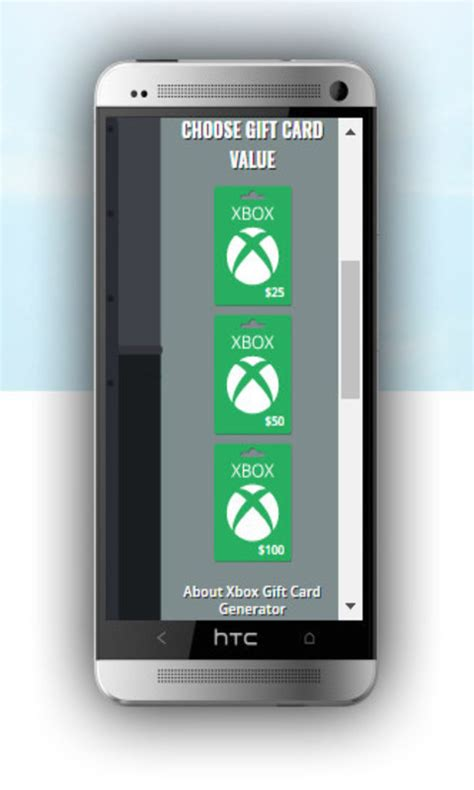 Gift Card Generator Apk - free xbox gift card generator apk apk download for android getjar