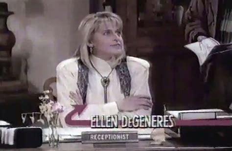 9 Roles Ellen Degeneres Played In The 90s Afterellen
