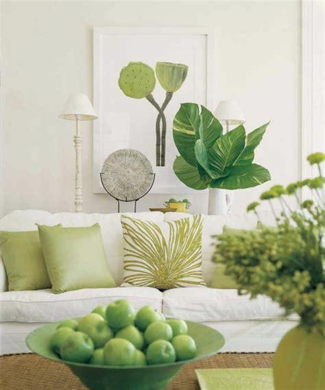 what colours go with lime green in living room wohnideen wohnzimmer ein ruhiges gef 252 hl durch die farbe gr 252 n vermitteln