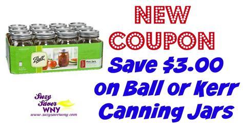 Canning Coupons Printable or kerr jars 3 printable coupon autos post
