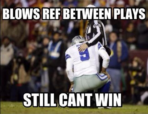 Dallas Sucks Memes - tony romo sports fanatics hangout facebook page pinterest