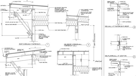 Drafting And Design For Architecture And Construction architectural cad drawings bingbingwang