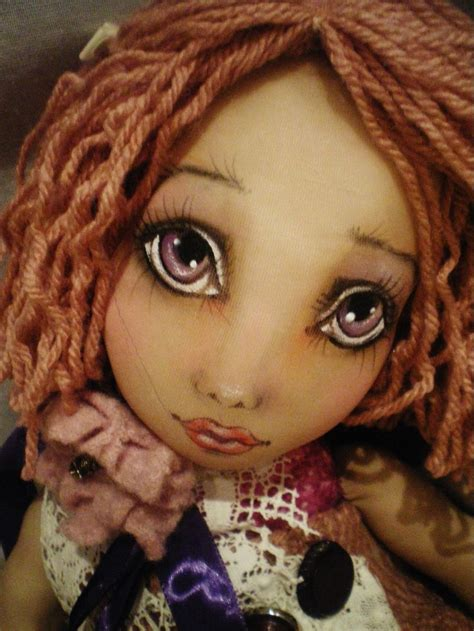 rag doll zena dell lowe grande poup 233 e chiffon d quot miss d 233 licia chou quot collection