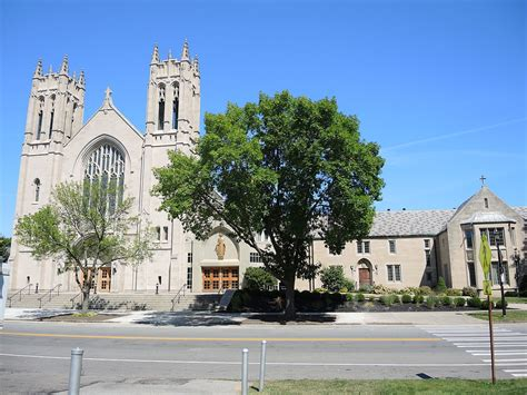 Garden City Ny Catholic Church Sacred Cathedral Rochester New York
