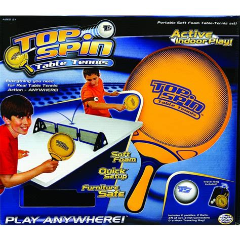 Topspin Table Tennis by Top Spin Table Tennis