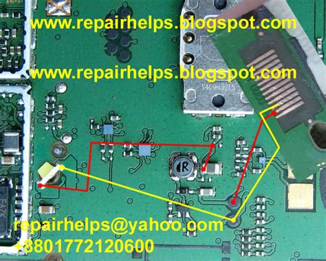 Lcd Nokia C1 01 101 107 repair helps nokia 1616 light ways