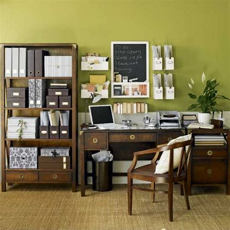 Home Office Interior Design Ideas Top 38 Retro Home Office Designs