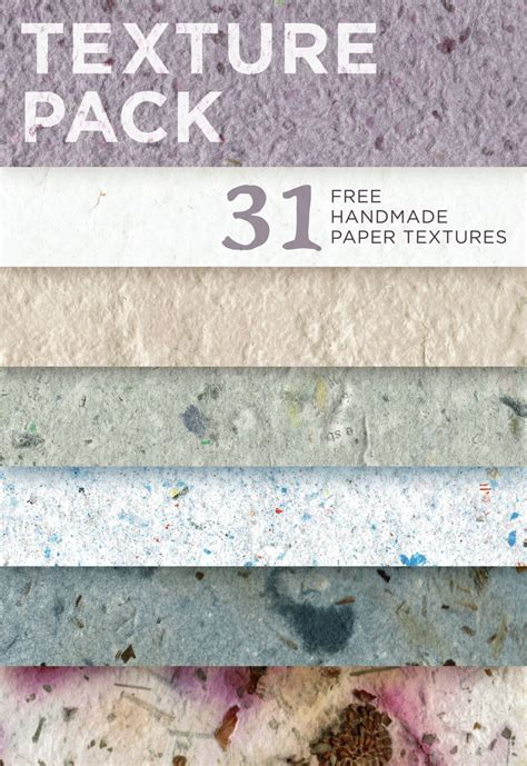 Handmade Paper Uses - handmade paper texture pack free to use by hoxau on