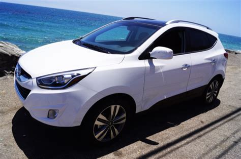 2014 hyundai tucson limited fireball drives the 2014 hyundai tucson limited hyundai