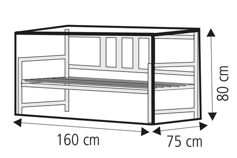 haube für feuerschale gartenbank schutzh 252 lle 160 bestseller shop