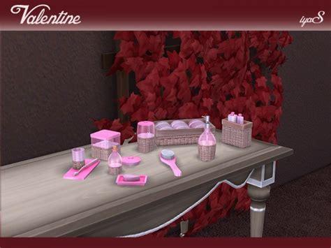 valentine bathroom decor the sims resource valentine bathroom set by soloriya