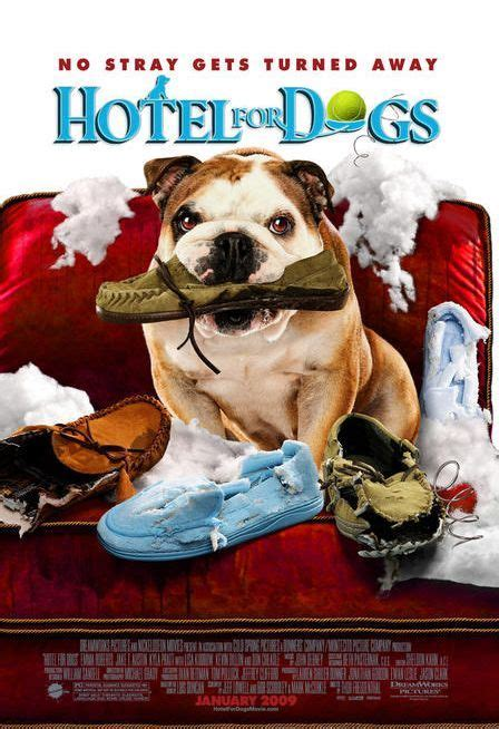 hotel  dogs  poster    imp awards