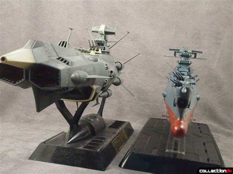 space battleship yamato the classic collection space battleship yamato 2199 collectiondx