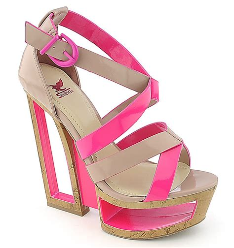 sizzling strappy sandals pink shoes from only