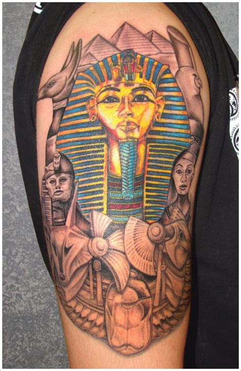 tattoo arm egypt ancient egyptian mummy tattoos newhairstylesformen2014com