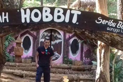 alamat  harga tiket masuk rumah hobbit jogja destinasi