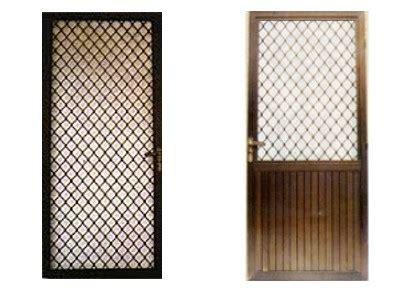 Pintu Kasa Nyamuk   Makmur Aluminium