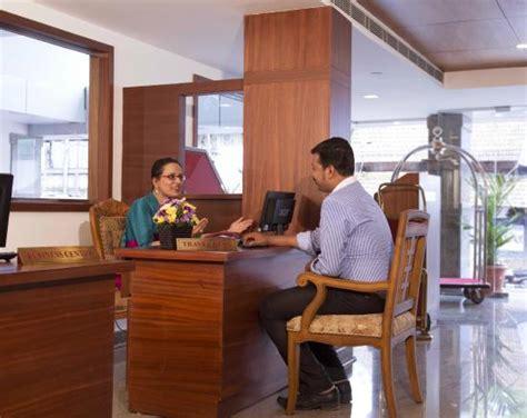 Hotel Travel Desk by Travel Desk Picture Of Hotel Rainbow Suites Kannur Tripadvisor