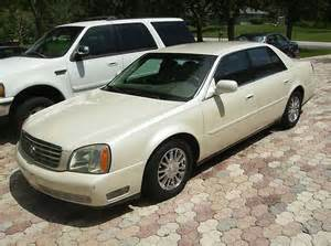 2003 Cadillac Dhs Find Used 2003 Cadillac Dhs Florida 1 Owner Pearl