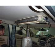 PICS  Rear Aircon Retro Fitting In My Toyota Innova