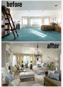 candice designs before and after interior