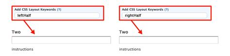 css layout keywords using css keywords to adjust layout