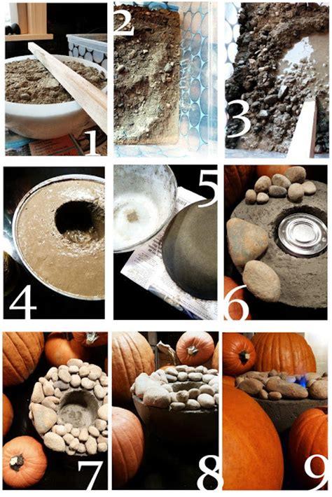 How To Make A Tabletop Fire Bowl by C 243 Mo Hacer Una Chimenea De Sobremesa Gu 237 A De Manualidades