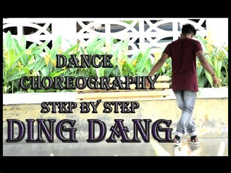 tutorial dance on ding dang 9 98 mb ding dang munna michael dance routine